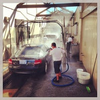 Las Flores Car Wash