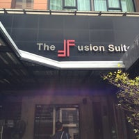 Photo taken at The Fusion Suites by Mohd Z. on 9/14/2015