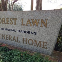 Photo taken at Forest Lawn Cemetery by Jon S. on 11/15/2012