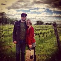Photo taken at Mattebella Vineyards by Dominic M. on 5/26/2013