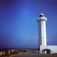 Photo taken at Hennasaki Lighthouse by まかろん on 3/12/2013