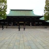 Photo prise au Meiji Jingu Shrine par Yusuke A. le4/23/2013