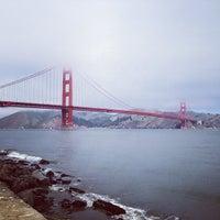 Foto scattata a Golden Gate Overlook da Jim C. il 4/27/2013