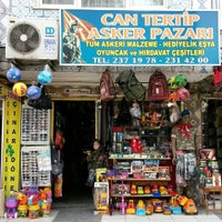 Photo taken at can tertip asker pazarı by Mehmet Ali G. on 6/28/2014