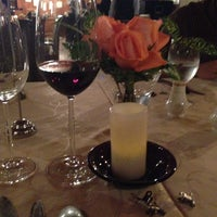 Photo taken at Le Crystal Restaurant by Poo T. on 9/28/2013