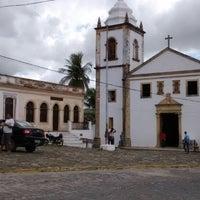 Photo taken at Igarassu Sítio Histórico by Edson G. on 4/20/2014