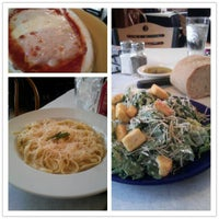 Photo taken at Brick Oven on 35th by Dominic M. on 9/25/2012