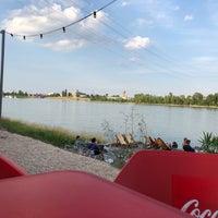 6/20/2018 tarihinde Lamprecht A.ziyaretçi tarafından Dunaparty Megálló'de çekilen fotoğraf
