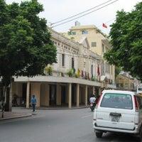 Photo taken at Dân Chủ Hotel by John P. on 9/25/2014