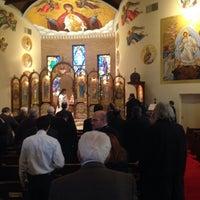 Photo taken at Holy Trinity Greek Orthodox Church by John P. on 4/2/2016