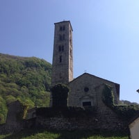 Photo taken at chiesa di sant'alessandro by Claudio S. on 4/26/2014