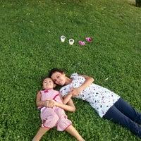 Photo taken at Çağdaş Seramik Parkı ve Açık Hava Müzesi by Yasemin A. on 8/27/2014