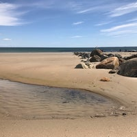 Photo taken at Sandy Point Plum Island Reservation by mike l. on 4/17/2017