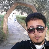 Photo taken at استراحة مع اعيال عمي by Khaled B. on 4/11/2014