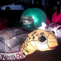 Photo taken at Dataran Panggung Seni UKM by Fildza Eqhnoor on 3/30/2014