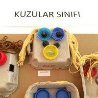 Photo taken at Meşe Palamudu Kreş Anaokulu by Ansı Deniz R. on 6/11/2016