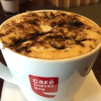 Photo taken at Cafe Coffee Day by Hari M. on 9/15/2014