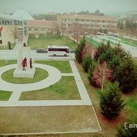 Photo taken at Namık Kemal Üniversitesi Gıda Mühendisliği Bölümü by Canan T. on 2/29/2016