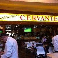 รูปภาพถ่ายที่ Cervantes โดย Felipe G. เมื่อ 11/14/2012