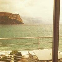 Photo taken at Hotel Mahogany by Nikki R. on 5/19/2014