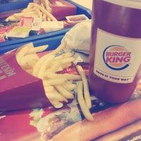 Photo taken at Burger King by Kübra Ç. on 9/13/2014