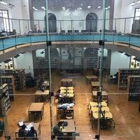 Photo taken at Biblioteca Municipal by Rosalind S. on 3/1/2018