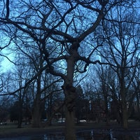 Photo taken at Central Park by Rosalind S. on 2/21/2016