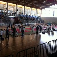 Photo taken at Palazzetto Dello Sport by Massimiliano C. on 10/14/2012