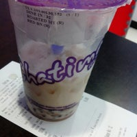 Photo taken at Chatime by Cindy H. on 1/30/2014