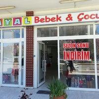Photo taken at HAYAL BEBEK VE COCUK MAGAZASI by Gürkan Evrim I. on 3/30/2014
