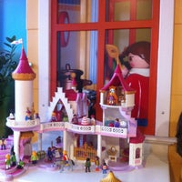 Photo taken at Playmobil FunPark by Teo A. on 3/20/2013
