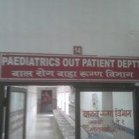 Photo taken at M.G.M peadz nd gynac hospital by Dr.Shashwat V. on 4/7/2014