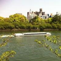 Photo taken at 天満八軒家駐車場 by 光弘 森. on 4/23/2014