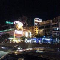 Photo taken at Huai Khwang Intersection by Eddie C. on 7/8/2013