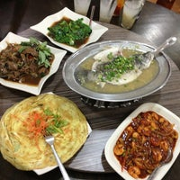 Photo taken at Homst Restaurant by Azleenda E. on 12/30/2012
