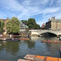 Photo taken at Cambridge by Aranta K. on 8/11/2018