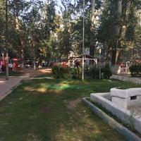 Photo taken at Saklı Bahçe | Yunusemre Park ve Davet Bahçesi by Çağlar B. on 9/17/2017