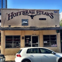 Photo taken at Hoffbrau Steak by David P. on 3/20/2016