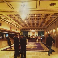 Photo taken at The Roosevelt Hotel by Young-wook P. on 11/9/2012