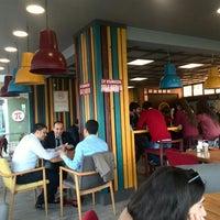Photo taken at Arjantin Cafe by Kubilay Ö. on 4/30/2015