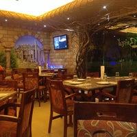 Photo taken at Restaurante Beirut by Isaac B. on 2/20/2014