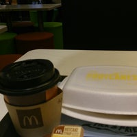Photo taken at McDonald's by rio on 5/12/2014