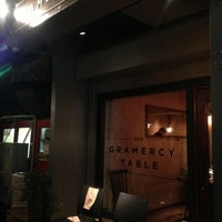 Photo taken at GRAMERCY TABLE by ukca on 12/18/2012
