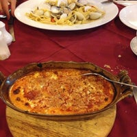 Photo taken at Roma Restaurant by Jose B. on 4/26/2013