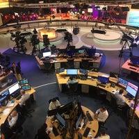 Photo taken at Al Jazeera Media Network by Farah C. on 6/30/2016