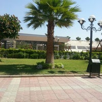 Photo taken at Al Ahly Club by Khaled H. on 6/11/2014