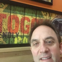 Photo taken at TOGO'S Sandwiches by Bill B. on 10/22/2016