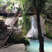 Foto scattata a Gizli Cennet Şelalesi da İsmail Ç. il 6/1/2014