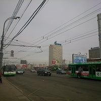 Photo taken at Газпром by Ася К. on 4/6/2014