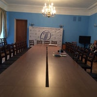 Photo taken at Союз театральных деятелей РФ (ВТО) by Индиан Б. on 9/24/2014